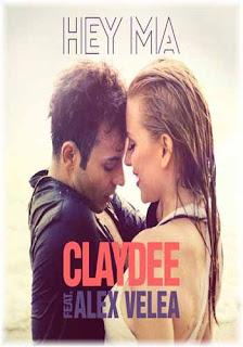 HEY MA BY CLAYDEE Song Lyrics Image
