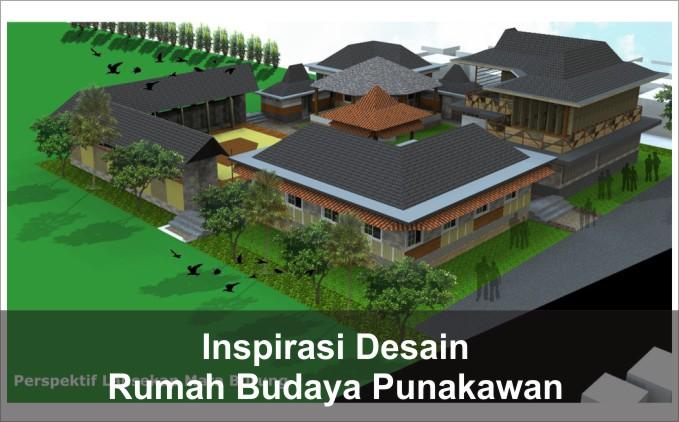 desain rumah budaya