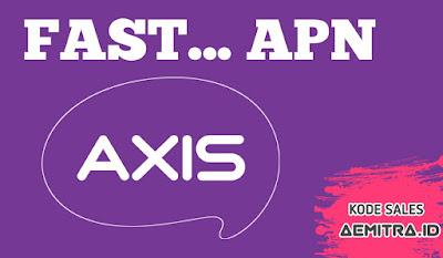 APN Axis Tercepat Serta Normal+ Metode Setting Di Android