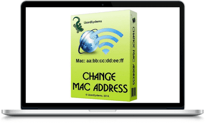 LizardSystems Change MAC Address 3.7.0 Build 153 Full Version