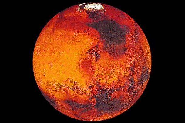 У мережу потрапив унікальний знімок Марсу з відстані 400 км