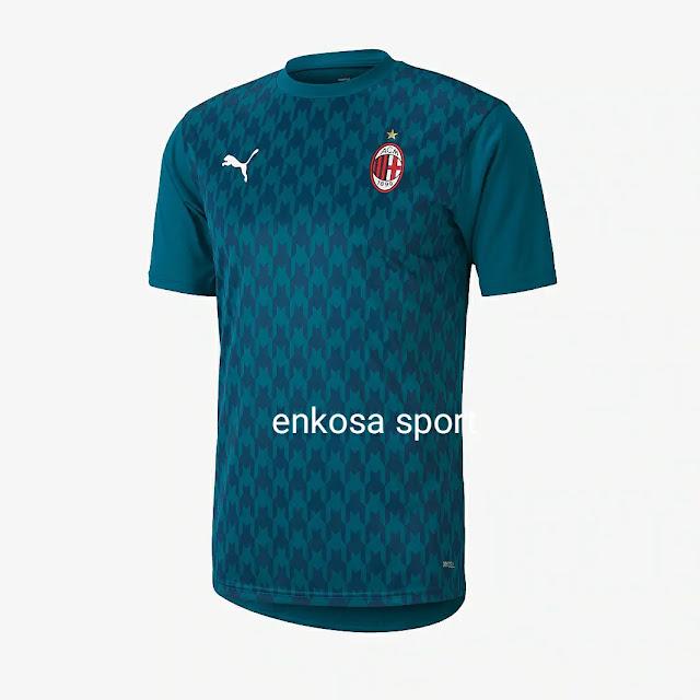 Jual Jersey Ac Milan Third 2020-2021
