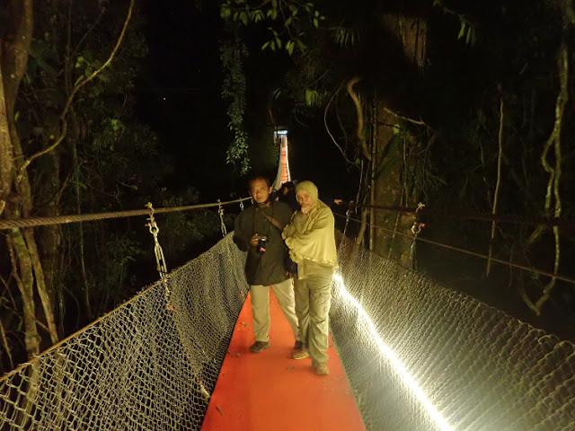 lebar jembatan merah situgunung