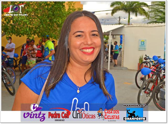 Fotos do 1º Pedal da Amizade em Comemoração ao dia nacional do Surdo em Santa Cruz-RN: VER MAIS AQUI >>>>