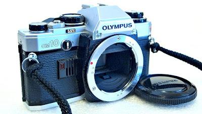 Olympus OM10 (Chrome) Body #366