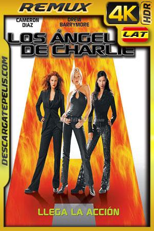 Los ángeles de Charlie (2000) 4k BDRemux HDR Latino – Ingles