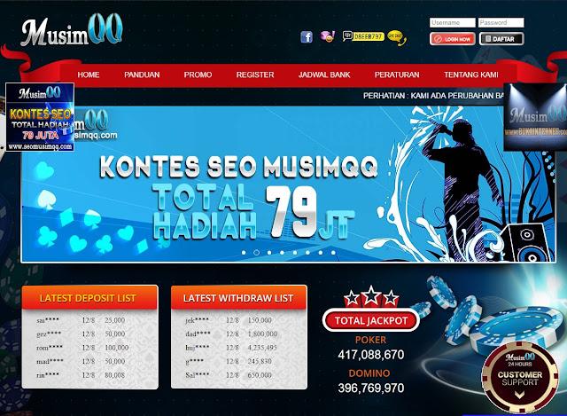 Dalam permainan judi online yang ada di Indonesia kita mengenal akan namanya beberapa sit Info Bagaimana Menentukan Website BandarQ Online Terbaik 2017?