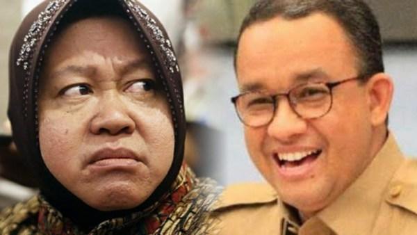 Survey: Rakyat Indonesia Lebih Suka Anies Baswedan Ketimbang Ridwan Kamil dan Risma