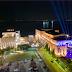 Εντυπωσιακός ο νέος φωτισμός του Μεγάρου Μουσικής Θεσσαλονίκης