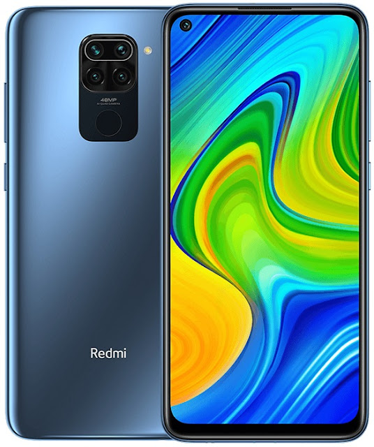 Redmi Note 9 Launched With 6.53inch Full HD+ Display, 6GB RAM, 48MP Camera, 5020mAh Battery & More