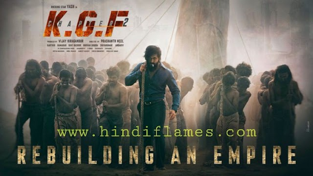 KGF Chapter 2 : First Look Out Poster, Release date & Teaser.
