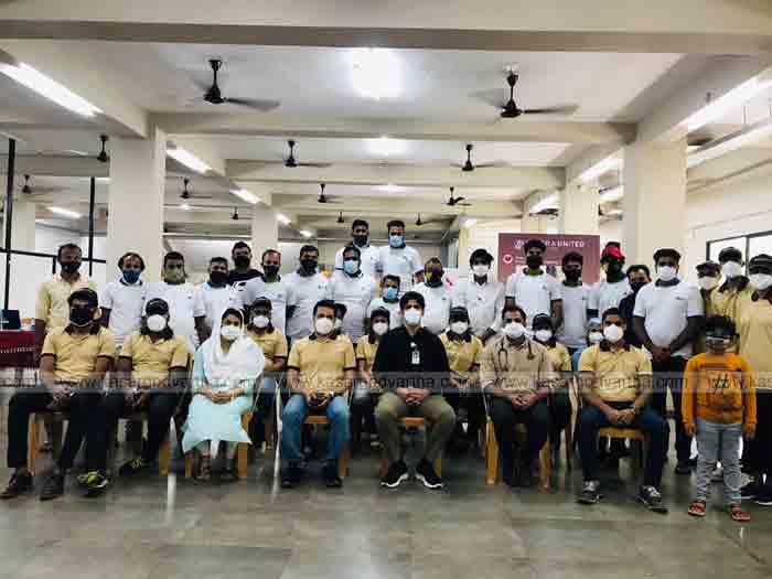 Kasaragod, Kerala, News, Camp, President, Heart disease treatment camp Organized.