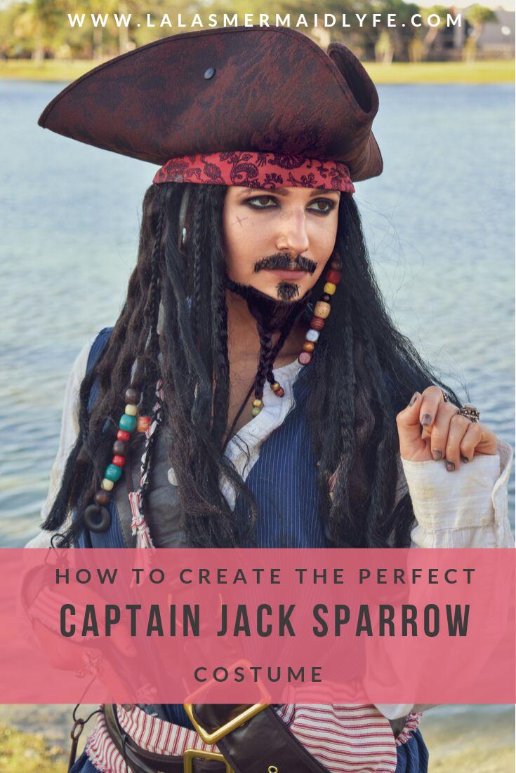 Pirate Beard /& Moustache Set Fancy Dress Accessory Facial Hair Jack Sparrow