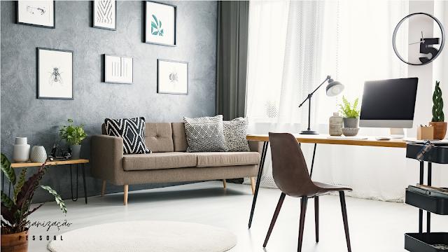 Home Office - 5 coisas para você organizar no seu