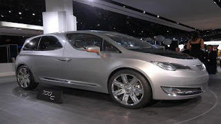 Dream Fantasy Cars-Chrysler 700C Concept