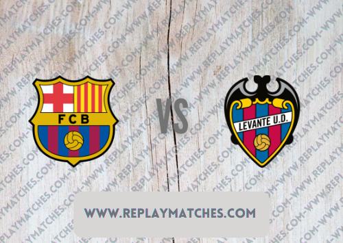Barcelona vs Levante Full Match & Highlights 26 September 2021