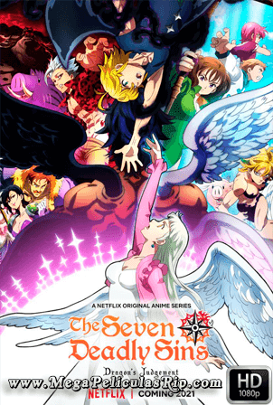 The Seven Deadly Sins Temporada 5 [1080p] [Latino-Japones] [MEGA]