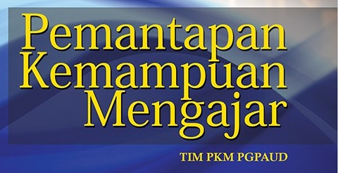 Download APKG 1 PKM PGPAUD Terbaru
