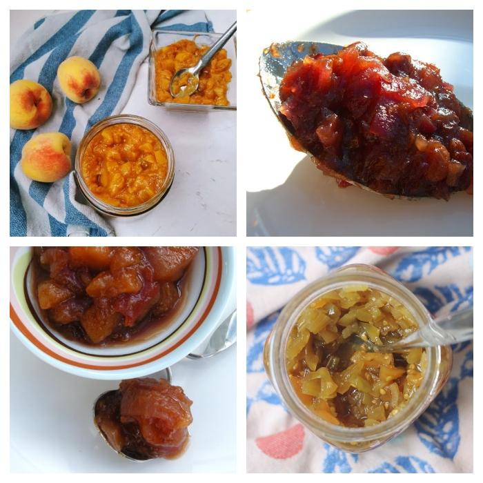 Vegan chutney and relish