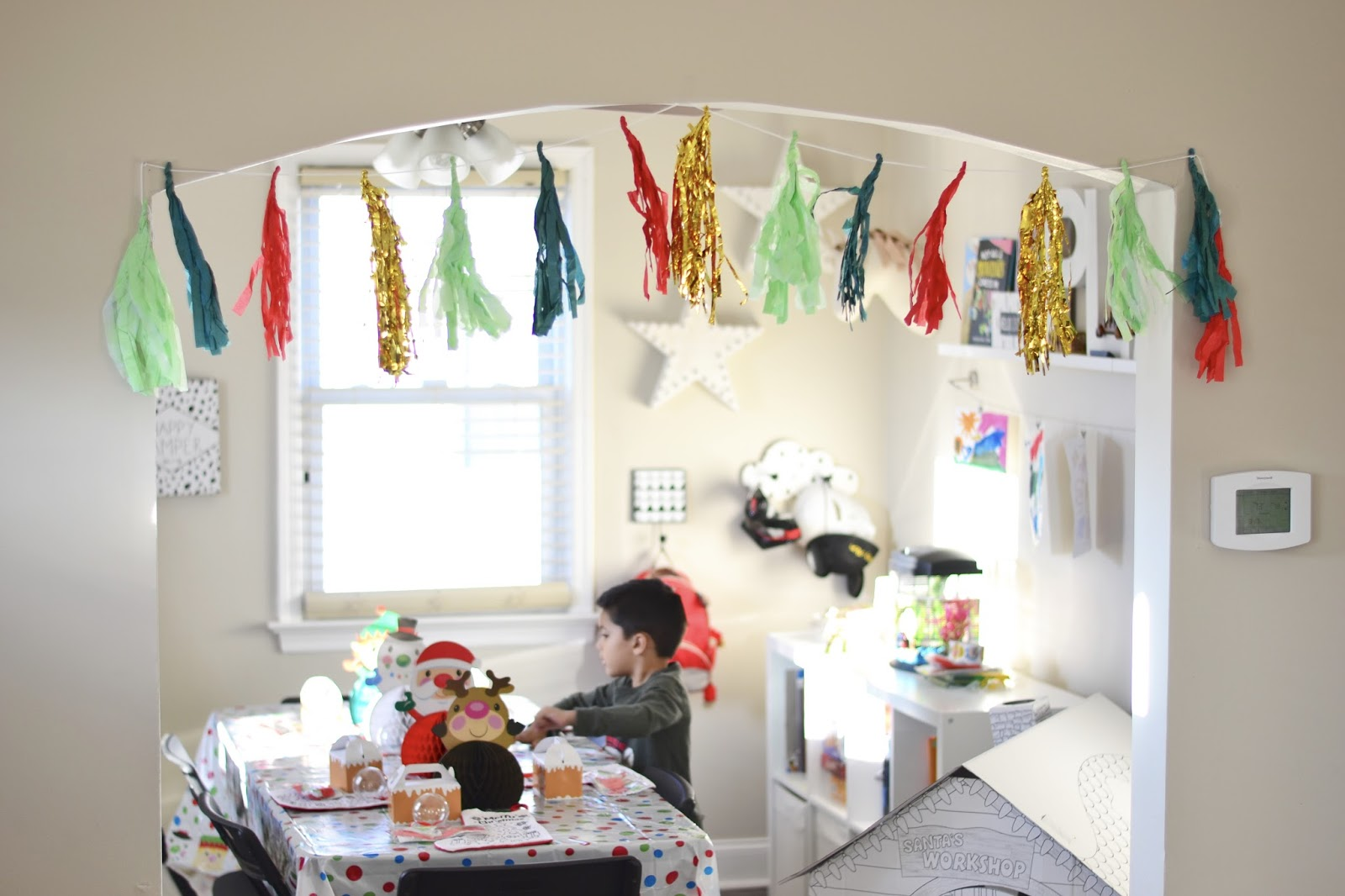 KIDS CHRISTMAS CRAFT PARTY | By Erika Batista
