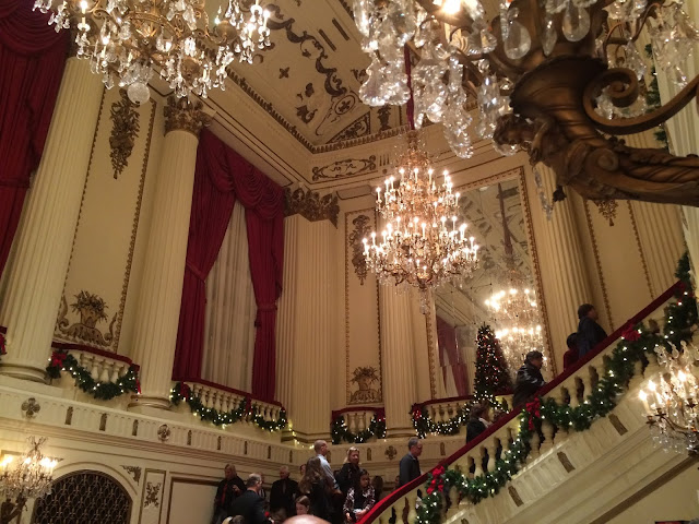 Bach Society of St. Louis -- annual Christmas Candlelight concert at Powell Hall
