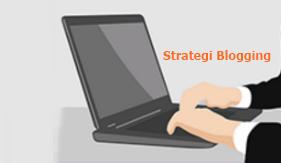 strategi blogging