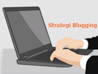 Setrategi Blogging