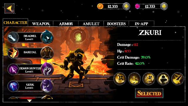 Shadow Legends : Stickman Revenge 1.1.7 Apk + Mod (Unlimited Money) for android