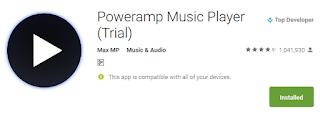 Aplikasi Pemutar Musik no 2
