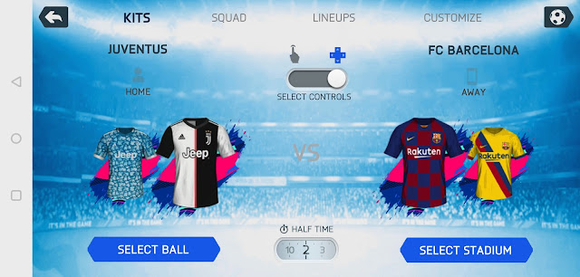Download FIFA 20  for Android (Apk+Data) Latest Update August 2nd Mod