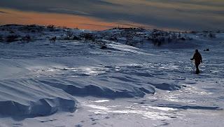 Norefjell ski tracks