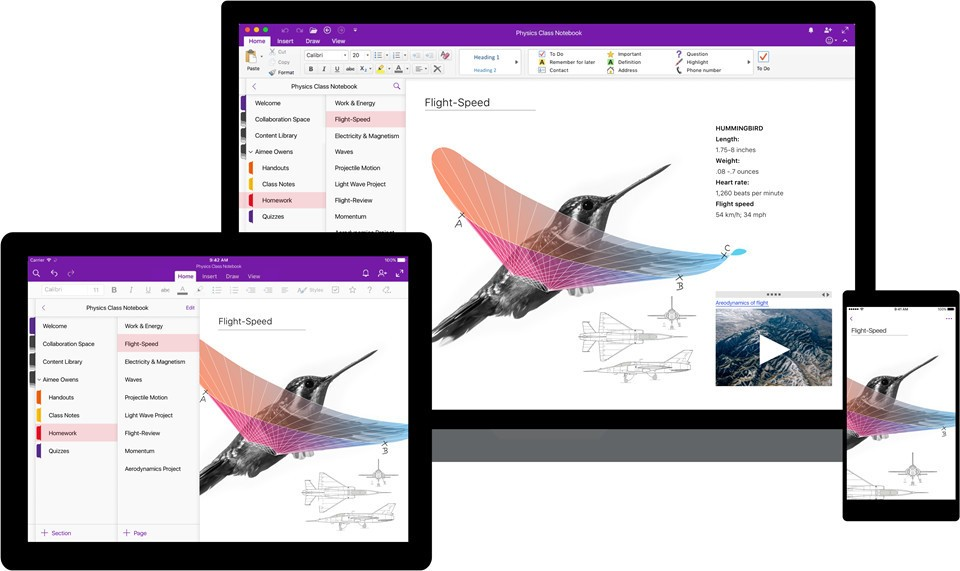 OneNote-Windows-10-novità