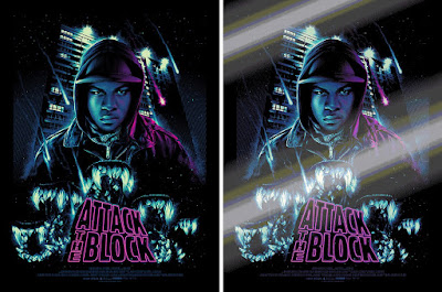 Attack the Block Screen Print by Tracie Ching x Vice Press
