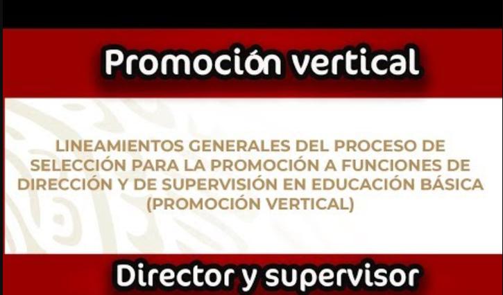 Promoción vertical │Carrera de las maestras y maestros