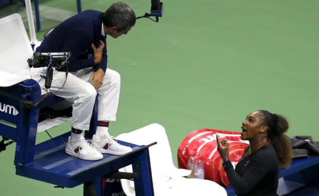 Carlos Ramos and Serena Williams are both to blame for the messy U.S. Open final