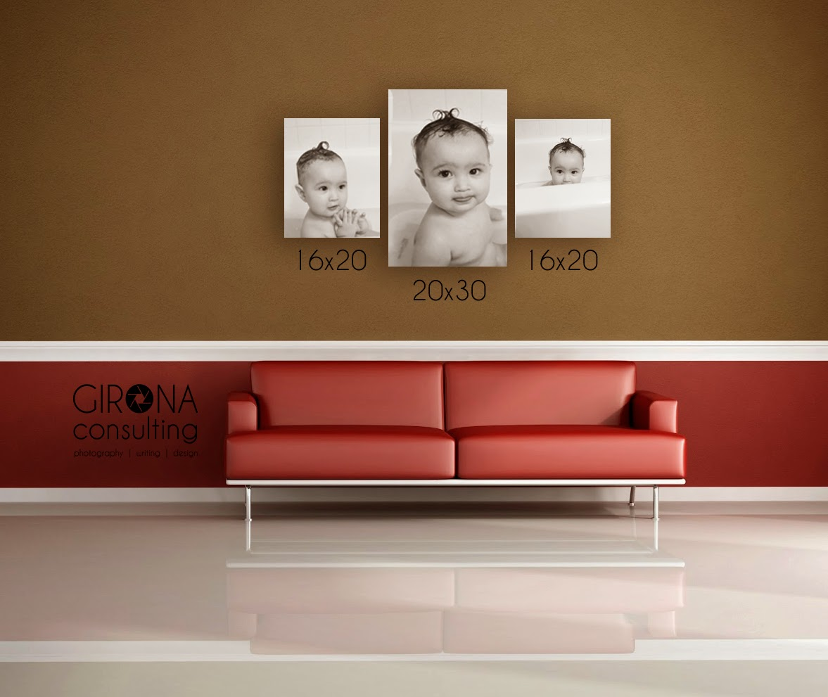 Wall Art Making A Canvas Or Print Grouping