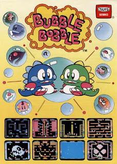 Jogue gratis Bubble Bobble para Arcade