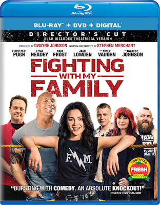 Fighting With My Family [2019] [BD25] [Latino]