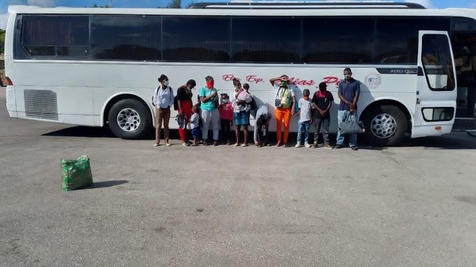 Siguen los Apresamiento de Haitianos ilegales en Elías Piña