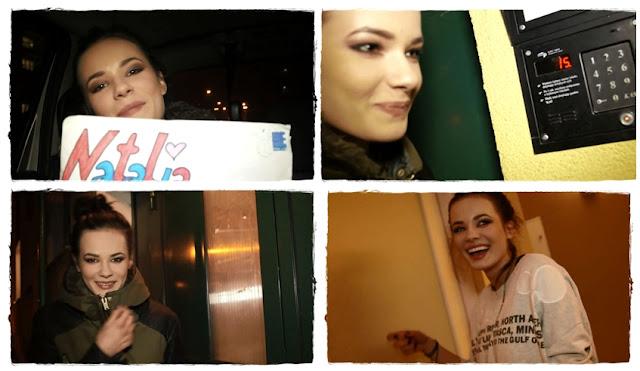 Natalia Szroeder odwiedza fankę - Julkę