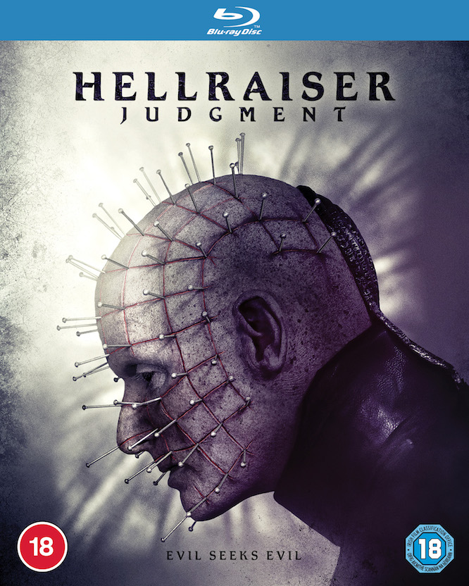hellraiser judgment bluray