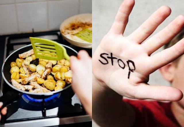 Stop Gunakan Teflon Anti Lengket, Jangan Rusak Masadepan Anak Anda!