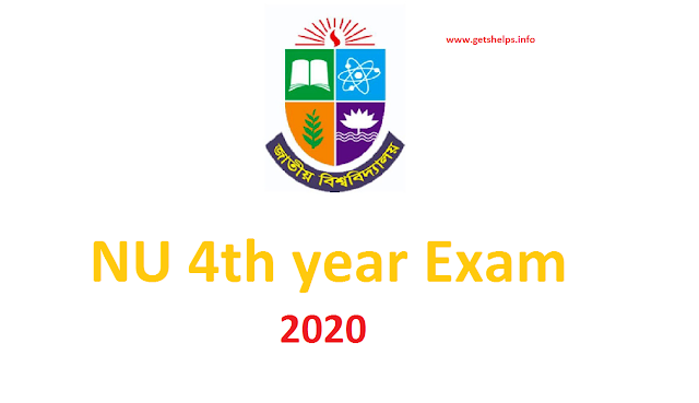NU 4th year Exam Routine 2020