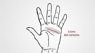 Lectura de la mano. Lectura fría con respuesta 05