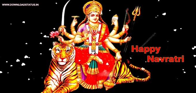Happy Navratri Status And Wishing Navratri Status Video