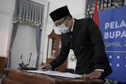 Kepala BPBD Jabar Dilantik Jadi Pj Bupati Bekasi