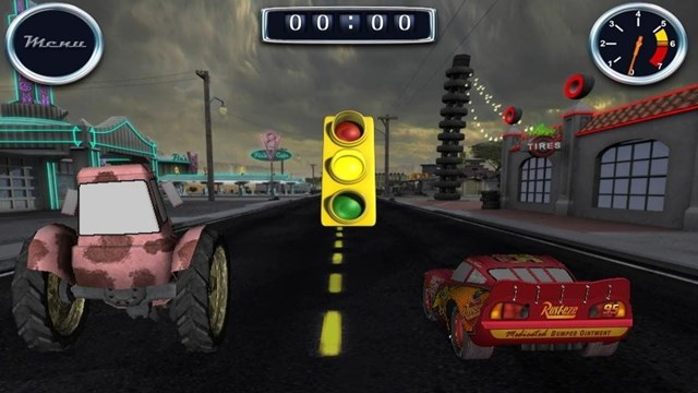 Download Disney Pixar Cars PC Games Gameplay