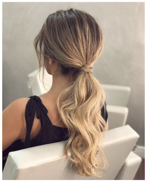 ponytail hairstyle 2020