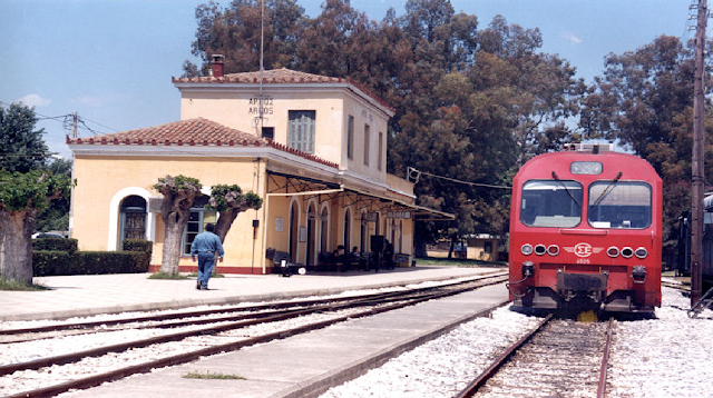 Επισημάνσεις για την επαναλειτουργίας της μετρικής γραμμής στην Πελοπόννησο