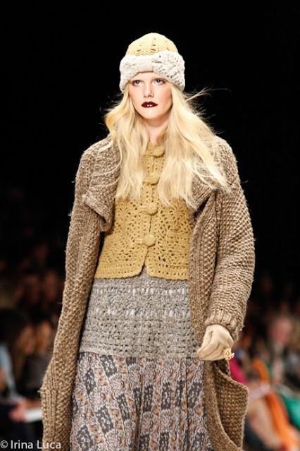 Crochet on the Runway – Winter Edition